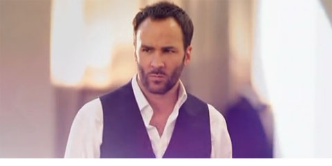 TOM FORD & his other side