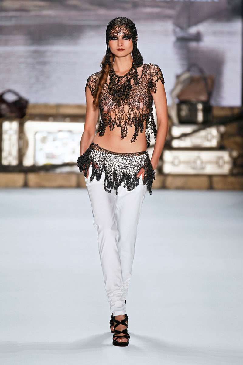 Guido maria kretschmer mercedes benz fashion week berlin for Mercedes benz fashion